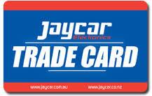 jaycar trade card